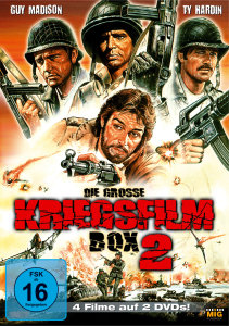 Kriegsfilm Box 2 (DVD)
