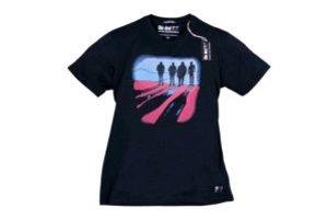 T-Shirt M Schattenmänner