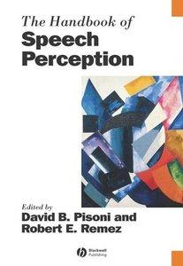 The Handbook of Speech Perception