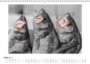 Le monde de la pêche (Calendrier mural 2015 DIN A3 horizontal)