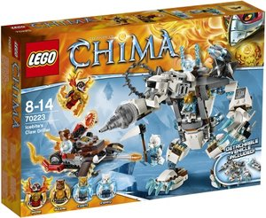 Lego 70223 - Legends of Chima: Icebites Klauen-Bohrer