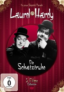 Laurel & Hardy Schatztruhe