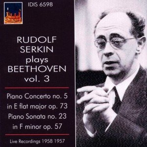 Rudolf Serkin Spielt Beethoven Vol.3