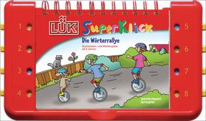 LÜK-SuperKlick. Set Wörterrallye/Übungen Schulanfänger