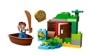 LEGO® Duplo 10512 - Disney: Jakes Schatzsuche