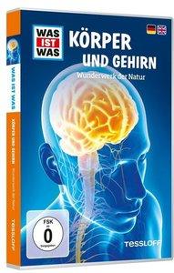 Was ist Was TV. Unser Körper und Gehirn / Body and Brain. DVD-Vi