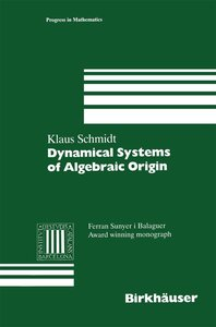 Dynamical Systems of Algebraic Origin