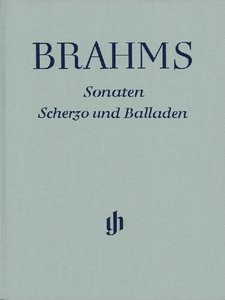 Sonaten, Scherzo und Balladen