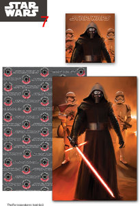 Star Wars Bettwäsche Design Kylo Ren II