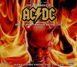 Hot as Hell-Broadcasting live in the Bon Scott era