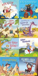 Pixi-Bundle 8er Serie 229 Große Abenteuer für kleine Kerle