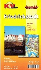 Friedrichstadt 1 : 10 000