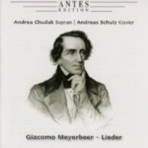 Giacomo Meyerbeer-Lieder