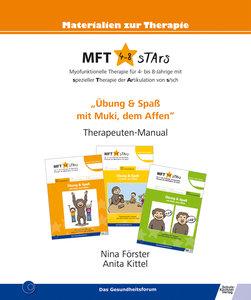 MFT 4-8 sTArs - Myofunktionelle Therapie für 4- bis 8-Jährige mi