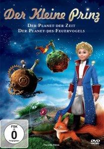 Der kleine Prinz - Der Planet der Zeit / Der Planet des Feuervog