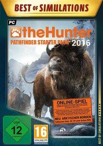 Best of Simulations: theHunter 2016 - Pathfinder Starter Pack