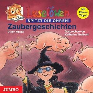 Leselöwen Zaubergeschichten. CD