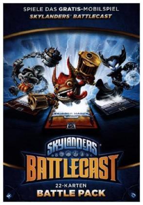 Skylanders Battlecast Battle Pack B - zum Schließen ins Bild klicken