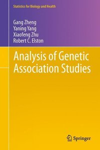 Analysis of Genetic Association Studies