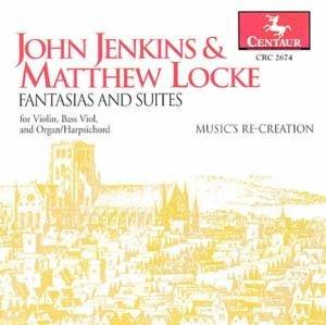 Fantasien und Suiten/+Werke Von Matthew Locke