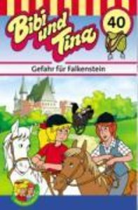 Folge 40: Gefahr Für Falkenstein