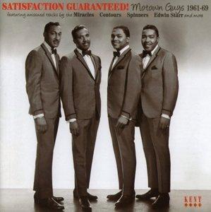 Satisfaction Guaranteed-Motown Guys 1961-69