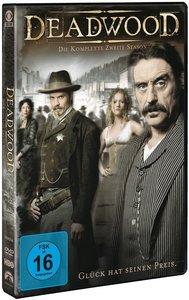 Deadwood - Season 2 (4Discs, Multibox)