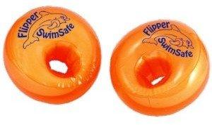 Pro Swim 1010 - Flipper Schwimmflügel, orange