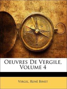 Oeuvres De Vergile, Volume 4