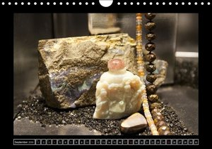 Crystals - Kristallmuseum Riedenburg (Wandkalender 2016 DIN A4 q