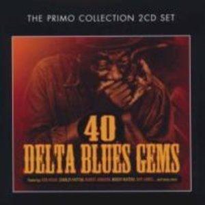 40 Delta Blues Gems