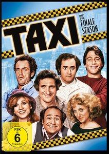 Taxi - Season 5