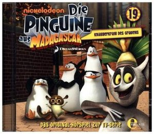 Pinguine A.Mad.;(19)HSP TV-Knabberkram