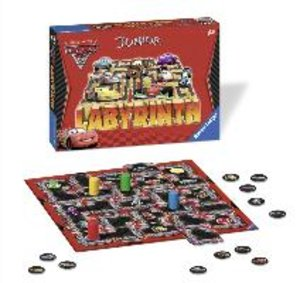 Disney/Pixar Cars 2 Junior Labyrinth
