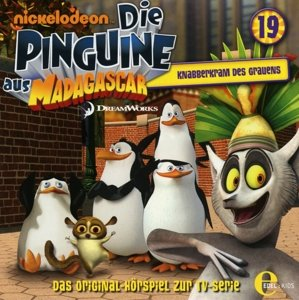 Pinguine A.Mad.;(19)HSP TV-Knabberkram