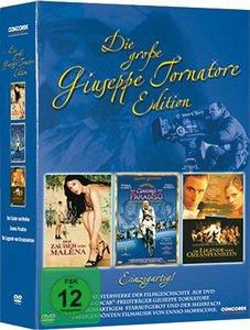 Die große Giuseppe Tornatore Edition
