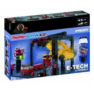 Fischertechnik 91083 - Profi E-Tec