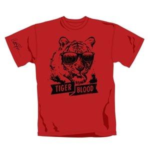 Tiger Blood (T-Shirt Größe S)
