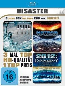 Disaster (3 Filme)