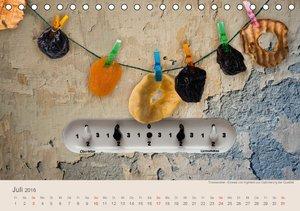 homemade chaos (Tischkalender 2016 DIN A5 quer)