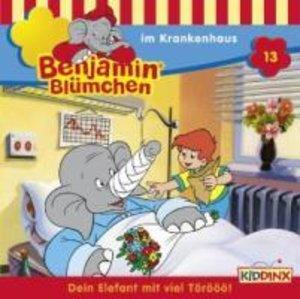 Benjamin Blümchen 013 im Krankenhaus