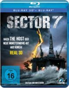 Sector 7-Blu-ray Disc 3D