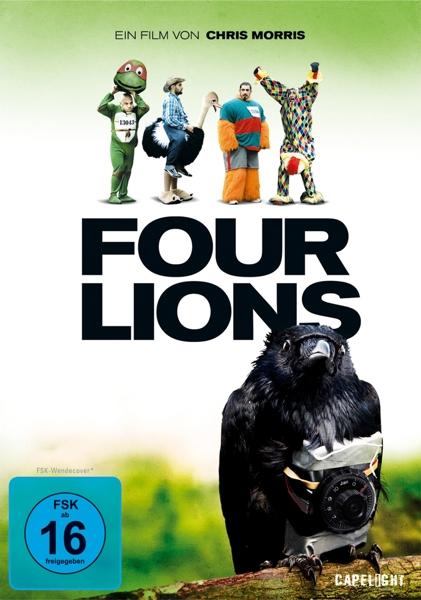 Four Lions - zum Schließen ins Bild klicken
