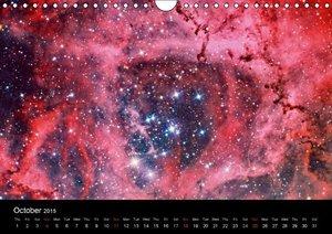 Deepsky (Wall Calendar 2015 DIN A4 Landscape)