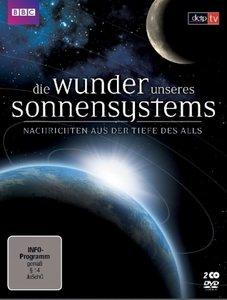 Die Wunder Unseres Sonnensystems