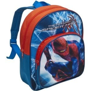 Joy Toy 860104 - Spiderman: Rucksack, 31 x 25 x 10 cm