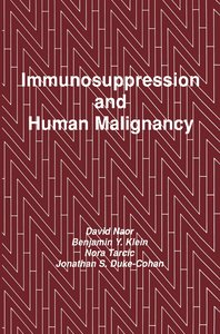 Immunosuppression and Human Malignancy