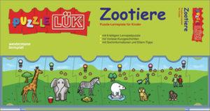 PuzzleLÜK. Zootiere: Puzzle-Lernspiele