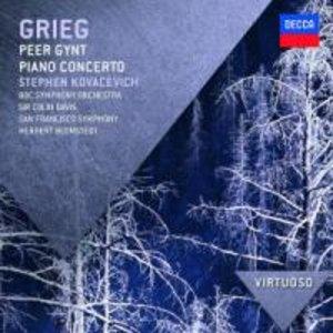 Peer Gynt Suite 1+2,Klavierkonzert