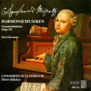 Harmoniemusiken Folge 3 (Don Giovanni)